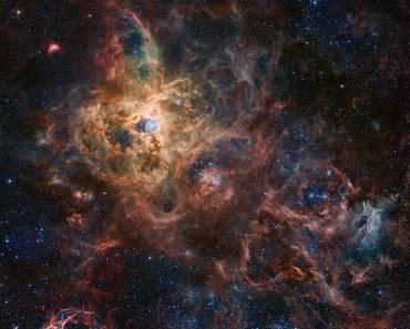 La nebulosa de la Tarántula