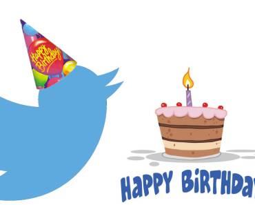 ¡Feliz cumpleaños Twitter! Son ya 10 años de microblogging
