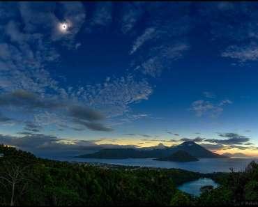 Sol oscuro sobre Ternate