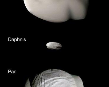 Atlas, Daphnis y Pan