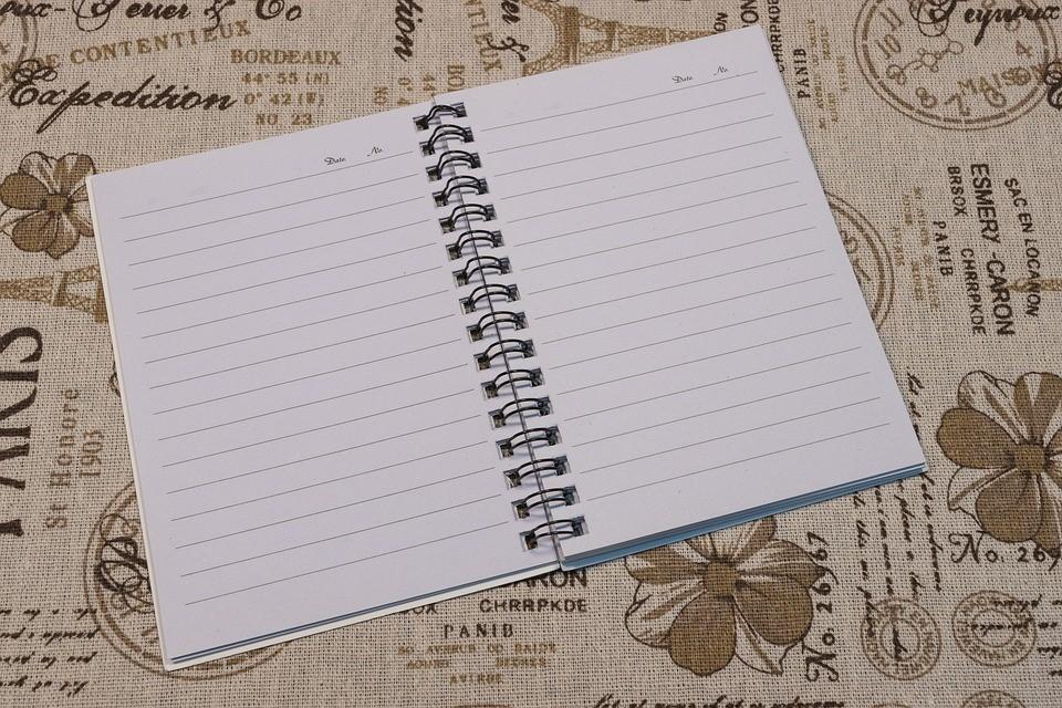 pagina di diario