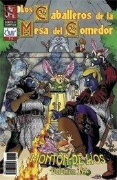 Una de las portadas del cómic