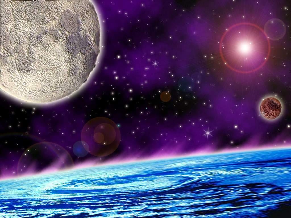 Tan cercanas como extremadamente lejanas, son las distancias en el universo.