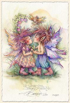 Resultado de imagen de duendes y el amor