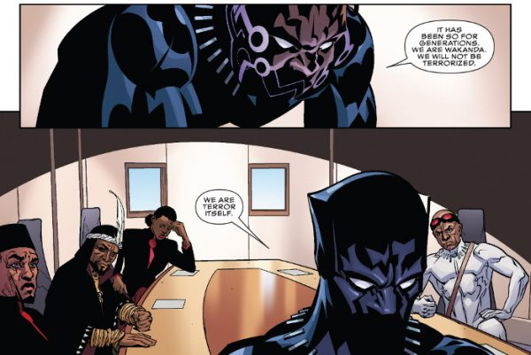 Don't mess with Black Panther