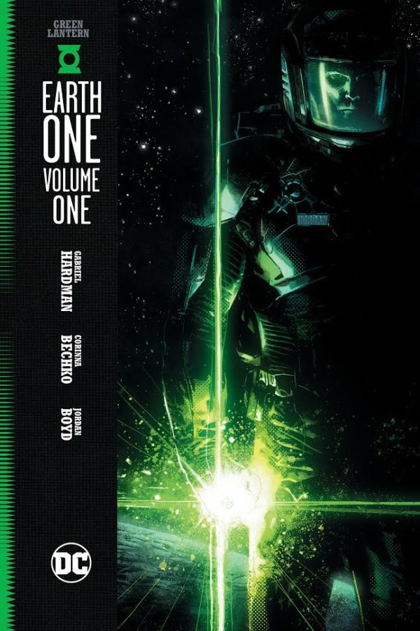 Green Lantern: Earth One Vol 1 Cover