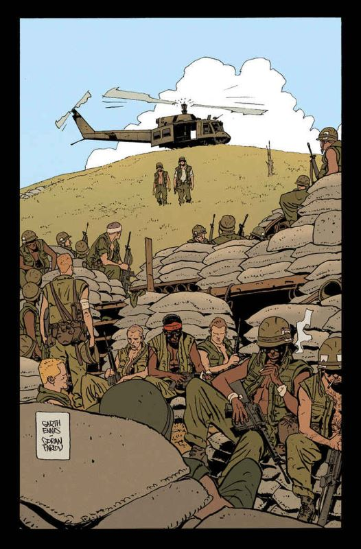 Punisher: The Platoon Previa 1