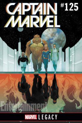 captain marvel 125