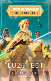 Star Wars The High Republic Light of the Jedi (novel)