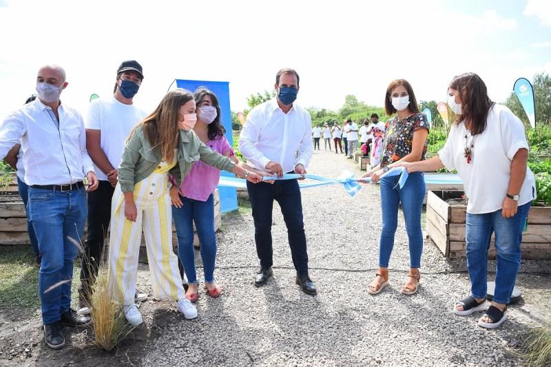 Escobar ya tiene su segunda huerta agroecológica municipal en el nuevo Polo  Ambiental de Maquinista Savio - Zona Norte Diario Online