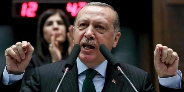 Erdogan Gugat PBB Karena Lindungi Israel