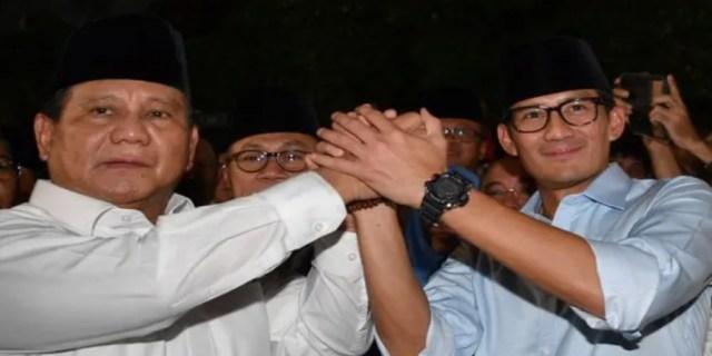 Sandiaga: Kami Oposisi Tapi Tetap Bersahabat