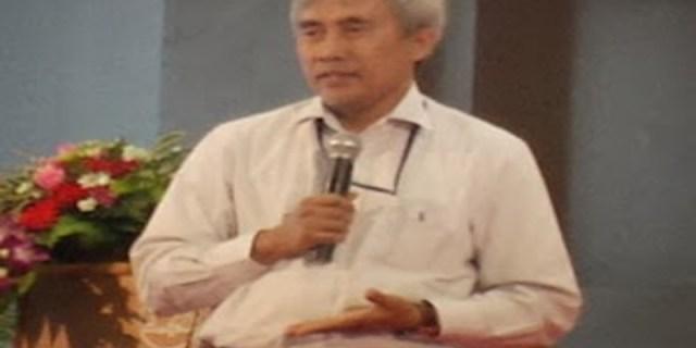 Daniel M Rosyid : Sang Ketua MPR Terpilih