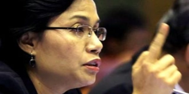Sri Mulyani mengaku resah, harus nanggung janji kampanye Jokowi