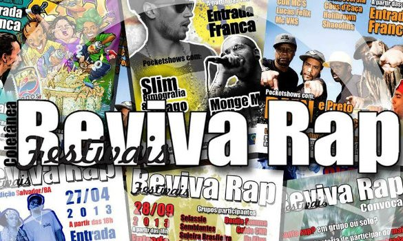 Reviva Rap Vol. 5