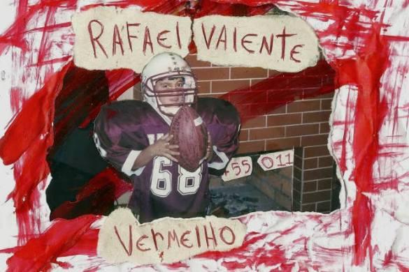 Rafael Valente - Vermelho [CD]