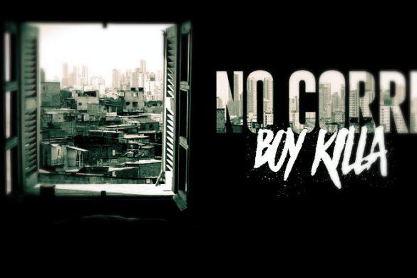 Boy Killa - No Corre (Lyric Video) Ft. Blood