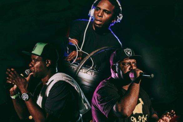 Lendário grupo de rap DMN faz show gratuito no SESC Itaquera