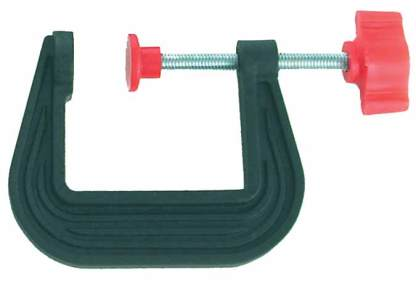 37 230 - Plastic C-Clamps  Plastic C-Clamps - hand-tools, hobby-clamp-vises-and-bur-holders