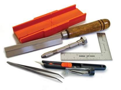 38 700 - 38-700 Zona Hobby Tool Kit  38-700 Zona Hobby Tool Kit - miter-boxes-and-razor-saw-sets, miter-boxes-mitre-box-sets
