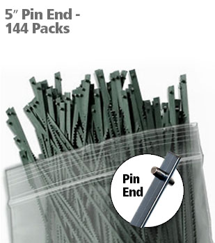 pin end blade144 pack 1 - 5″ Pin End Blades 144-pack  5″ Pin End Blades 144-pack - olson-pin-end-scroll-saw-blades