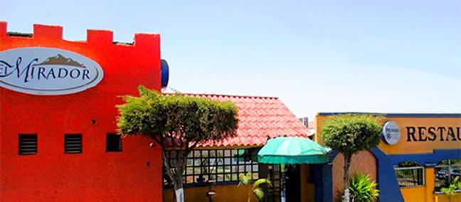 Restaurante El Mirador , Culiacán, Sinaloa, México   ZonaTuristica