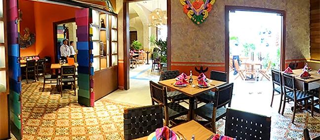 La Parrilla Colonial Restaurant, Campeche, Campeche,