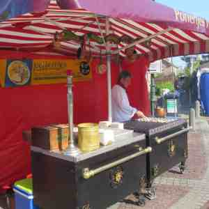 Horeca kraam 4 meter breed (incl BTW)