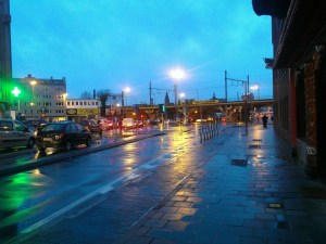Dampoort 16/01/2014