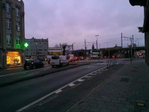Dampoort 28/01/2014
