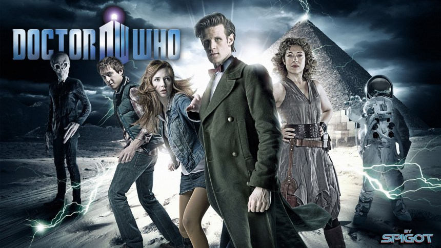 Doctor, DR. WHO – THE DOCTOR, THE WIDOW AND THE WARDROBE (S6 XMAS SPECIAL), Zone 6