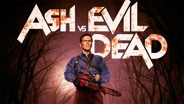 Ash vs Evil Dead – Bait\Books from Beyond