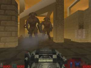 Doom fanfiction, Fanfiction: DooM – Ultimate Experiment, Chapter 9, Zone 6