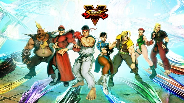 Fighting the Street Fighter stereotypes, Zone 6