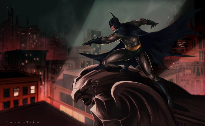 batman_city_by_faluotico-d8rg27n