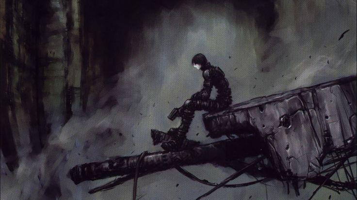 , Your new favourite mangaka: Tsutomu Nihei, Zone 6