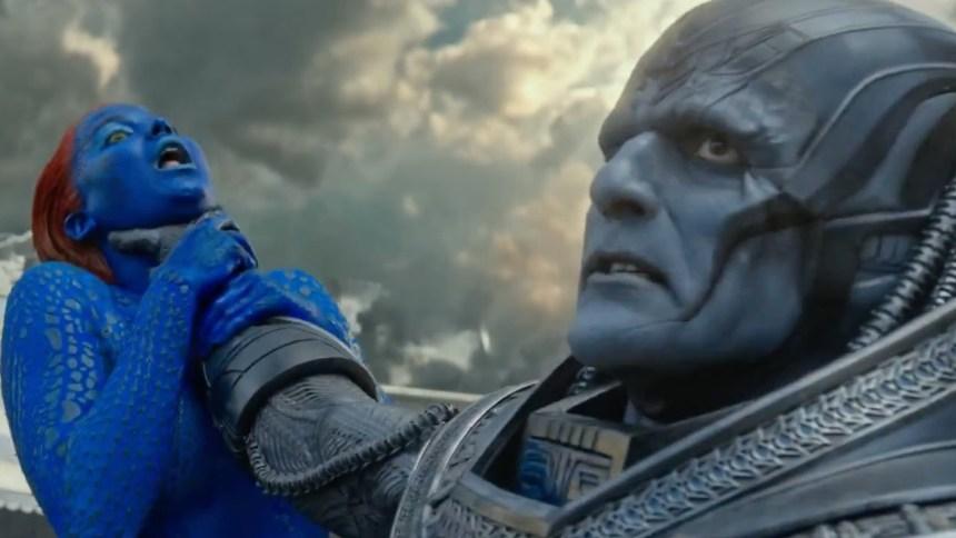 X-men:  Apocalypse – REVIEW, Zone 6