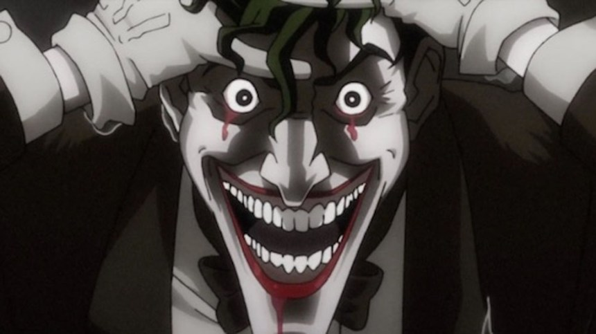 Batman: The Killing Joke: Movie review, Zone 6