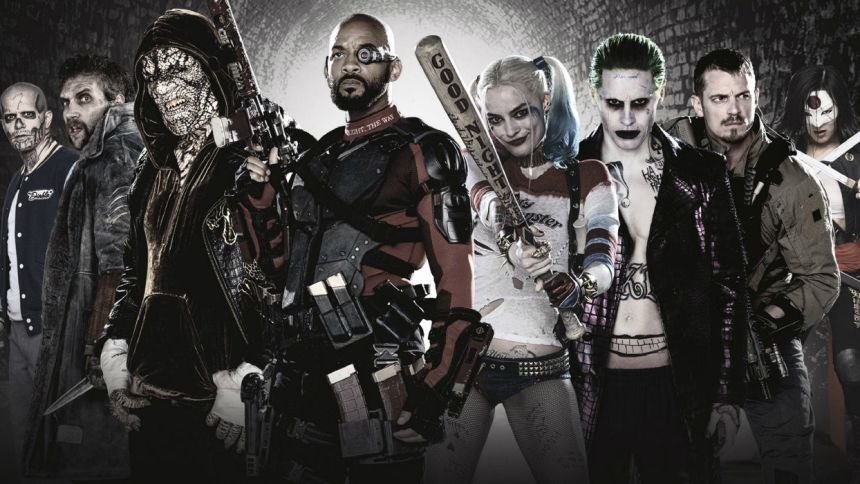 , Suicide Squad: Movie Review, Zone 6