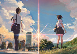 Your Name Taki & Mitsuha