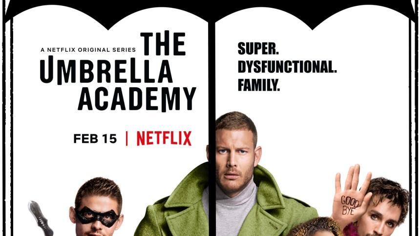 Netflix – The Umbrella Academy, Zone 6