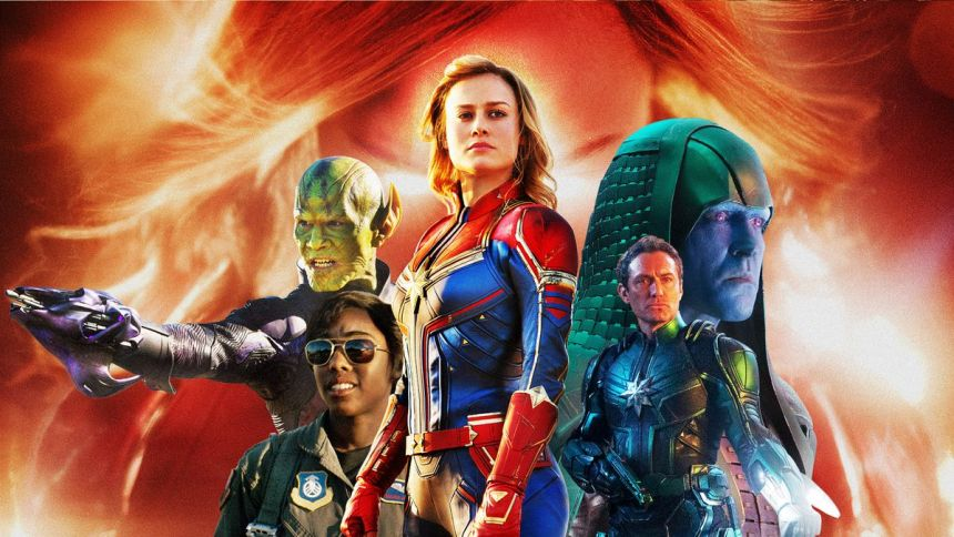 Captain Marvel falls flat, Captain Marvel – DC is Currently in the Lead when it Comes to Women on Screen, Zone 6