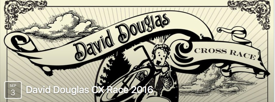 David Douglas CX Race 2016