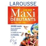 dictionnaire Larousse 7 à 10 ans (Maxi débutants illustré)