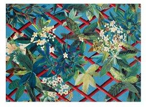 Christian Lacroix – Tapis Canopy Turquoise by Christian Lacroix – 200 x 280 cm