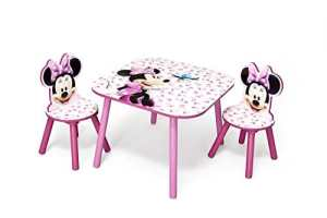 Delta Children Table et Chaises Minnie