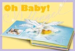 Baby Pop-Up Photo Album by Goffengel Workshop by Goffengel Workshop