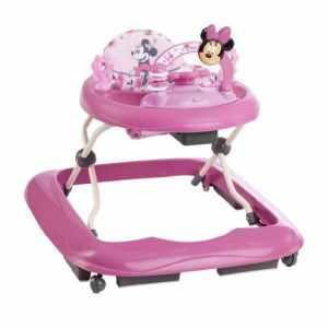 Disney Trotteur Minnie Mouse Pétales Précieux
