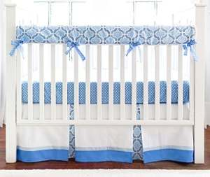 Naissance Crib Rail Cover, Carrousel
