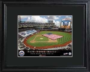 Ligue majeure de baseball imprimé New York Mets Stade